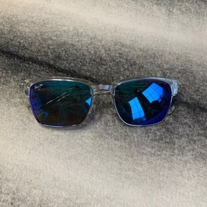 { Maui Jim } Kawika Polarized Blue Hawaii Sunglass